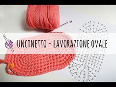 Spiegazioni per fare un fondo ovale per borsa a uncinetto. 5 metodi diversi, anche con fondo rigido. Rope Crafts, Diy And Crafts, Crochet Baby, Knit Crochet, Amigurumi Tutorial, Lana, Bag Making, Coin Purse, Crochet Patterns