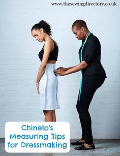 Chinelo Bally's Measuring Tips for dressmaking