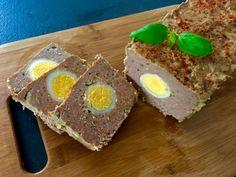 Pieczeń rzymska z jajkiem - Blog z apetytem