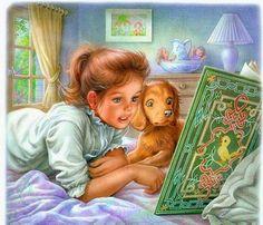 Drawings of Marcel Marlier known as Martine Marcel, Illustration Photo, Free Novels, Famous Cartoons, Gif Animé, Cartoon Kids, Vintage Cards, Indian Art, Childhood Memories