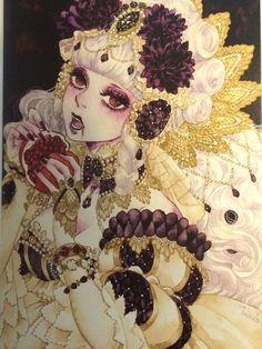 Sakizo Julietta Vampire from Fantasy of the Dream