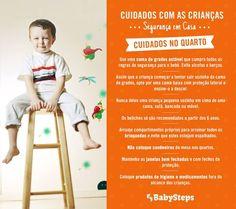 #Cuidados_Com_as_Crianças_no_Quarto #babysteps #dicas #segurança #crianças #bebés #casa #quarto