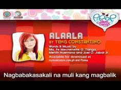 Alaala by Yeng Constantino from Himig Handog P-Pop Love Songs.