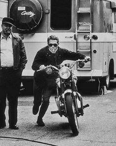 Steve McQueen, 1968