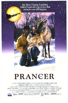 Prancer .. Love this particular poster ad.