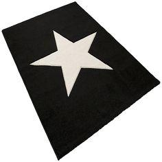 Smith Tapis noir 120x170cm