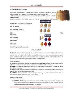 Documento de apoyo de colorimetria Color Correction Hair, Colorista, Hairdresser, Natural Hair Styles, Formulas, Cuttings, Academia, Colored Hair Streaks, Hair Color Formulas
