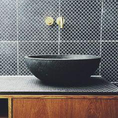Made a Mano and Københavns Møbelsnedkeri | Bathroom details #onehideaway #34nord