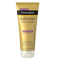 Neutrogena Build-A-Tan Gradual Sunless Tanning Lotion - 6.7 Fl Oz