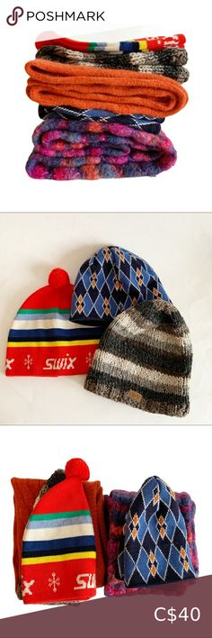 Winter Scarf Hat Bundle 5 Items Wool Blend Orange Winter Scarf Hat Bundle 5 Items Wool Blend Orange 🌱 Great condition, minor imperfections 🌱 Best fits S to M Accessories Scarves & Wraps Orange Scarf, Grey Scarf, Scarf Hat, Black And White Scarf, Red And White Stripes, Gucci Scarf, Small Scarf, Leopard Print Scarf, Lace Sweatshirt
