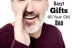 Best Gifts For A 60 Year Old Dad 60th Birthday Ideas