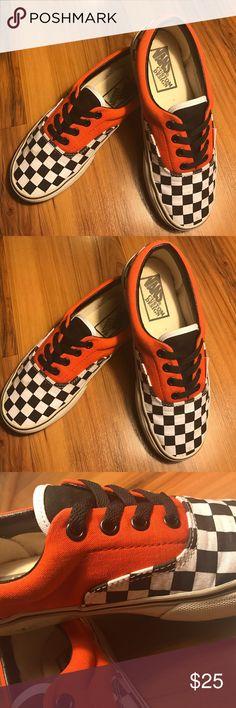 bbea9d3a34 Vans Custom Era men s Skate Shoe Used vans skate shoes