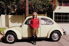 Tavi Gevinson, teen feminist fashion-blogging wunderkind