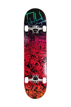 AmazonSmile : SCSK8 Pro Skateboard / Crusier Pre-Assembled Complete (SCSK8 Classic) : Sports & Outdoors