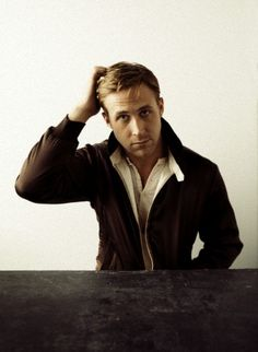 Dear Ryan Gosling,  stop, i can't. you are so good looking.  love always,  Emi