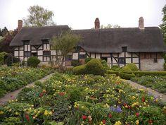Stratford-upon-Avon - Anne Hathaway's Cottage