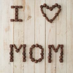 We're getting ready to show mom how much we love her with our Delecto Milk Chocolates. Chocolate Box, Chocolates, Delicious Desserts, Love Her, Parents, Milk, Day, How To Make, Dads