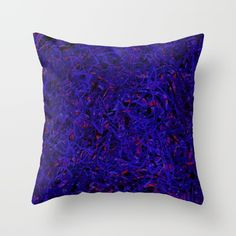 Throw Pillow made from 100% spun polyester poplin fabric, a stylish statement that will liven up any room. Individually cut and sewn by…