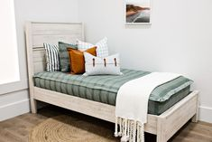 Styled for Boys – Beddy's Neutral Bedding, Green Bedding, Green Boys Room, Floral Bedroom Decor, Beddys Bedding, Zipper Bedding, Shared Bedrooms, Make Your Bed, Kid Spaces