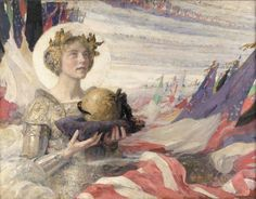 f - EDGARD MAXENCE FRENCH, 1871-1954