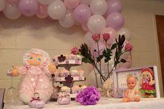 Doll theme - main table