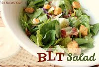 Layered Green Salad Recipe | Six Sisters' Stuff