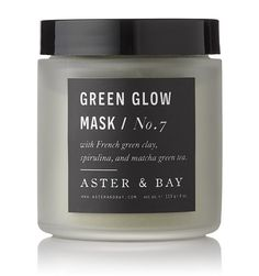 Aster & Bay Green Glow Face Mask at Spirit Beauty Lounge Glow Mask, Peppermint Leaves, Beauty Lounge, Organic Beauty, Natural Beauty, Beauty Inside, Matcha Green Tea, How To Make Hair, Luxury Beauty