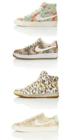 All those Liberty Of London prints!!  my fave are the AF1
