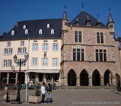 Echternach im Großherzogtum Luxemburg
