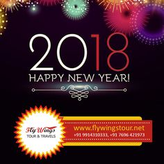 Let the old year end and the New Year begin with the warmest of aspirations. Happy New Year !! #Happynewyear #Newyear #Newyear2018 #Fun