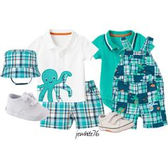 Gymboree Infant Boys by jewhite76 on Polyvore