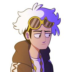 It pains me so much knowing that he run away from abusive father only to be manipulated by a woman who is an abusive parent herself. Guzma deserved so much better.