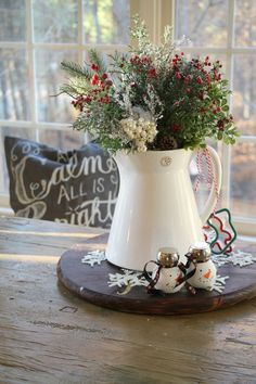 Debbiedoos-budget-friendly-christmas-decorating-ideas-in-the-kitchen