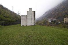 museum la Congiunta  by peter markli