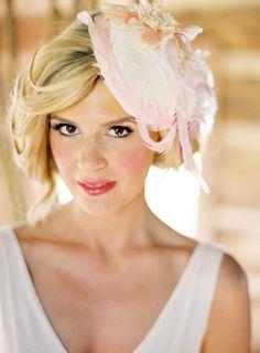 wedding hair and make-up.