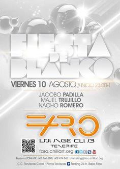 Fiesta de Blanco @farochillart 2012