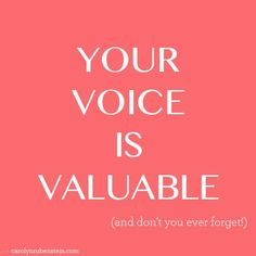 your voice is valuable... silence in the face of inhumanity and wrong doing is as much as giving consent to those evils... speak out... !!! It is all our duty to do so! Proud Of You Quotes, Wise Quotes, Funny Quotes, Inspirational Quotes, Quotable Quotes, Im Thinking About You, Poetry Inspiration, Words Of Hope, Different Quotes