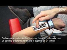 iSkin el novedoso dispositivo que convierte a la piel en el teclado del ...