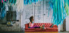 Patina x The Color Condition [rental house]