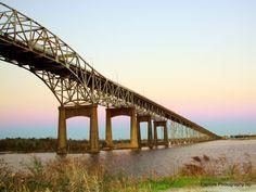 I-10 Bridge Lake Charles, Louisiana