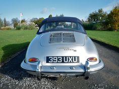 1962 Porsche 356B T6 Super 90 Cabriolet - Silverstone Auctions