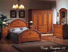 muebles rusticos camas - Buscar con Google