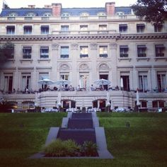 Palacio Duhau-Park Hyatt Buenos Aires... One of my all time fave hotels. Also where we got up close & personal with Anderson Cooper!!!