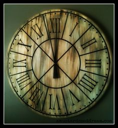 Round-Up of Our 15 Favorite DIY Clocks