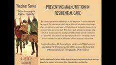 preventing malnutrition in orphan care
