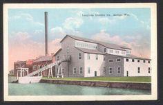Antigo-WI-Langlade Lumber Co-Early 1900's Postcard   eBay