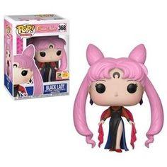Funko POP Sailor Moon Glitter #295 Sailor Chibi Moon Sparkle Exclusive