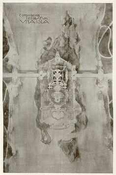 Juan A Ruis. Arquitectura. v.5 n.32 1919: 40