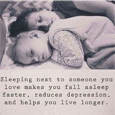 I will never have someone tell me that my childs desire to sleep with their momma is a horrible thing.. focus on your own struggles and kids!!
