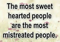 Sweet hearted people